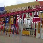 晴海臨海公園(大竹市)の大型遊具での2歳3歳の遊び方