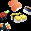 くら寿司で1歳2歳3歳児の子供やアレルギー持ちの子が食べるメニュー