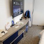 変なホテル東京浜松町の部屋の設備やコンセント・バスルームの設備
