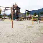 やまだ屋もみじファミリーパーク(小田島公園)の遊具で2歳4歳と遊んだ感想
